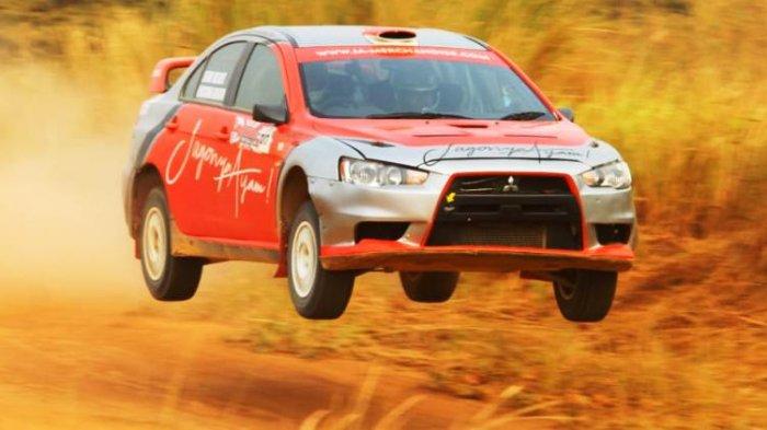 Sean Gelael Terakhir Ikutan Reli Tujuh Tahun lalu Kini Segar Usai Ikut Merdeka Sprint Rally 2018