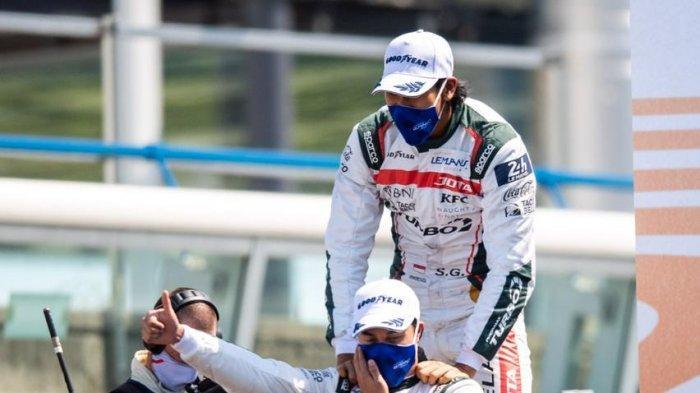 Bamsoet Apresiasi Keberhasilan Sean Gelael diEuropean Le Mans Series (ELMS) Italia
