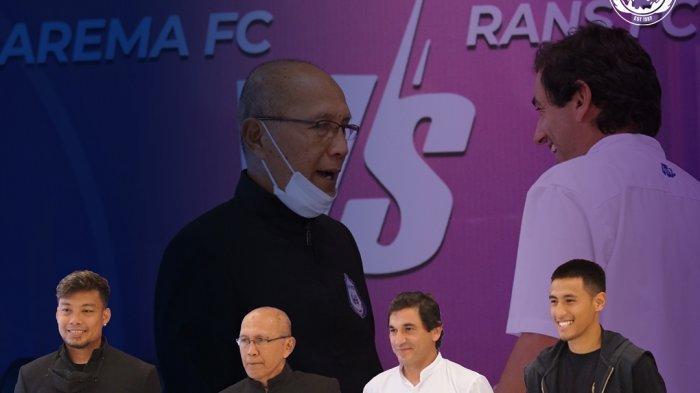 Arema FC Belum Miliki Pemain Asing, Eduardo Almeida Andalkan Talenta Lokal Hadapi Klub Raffi Ahmad