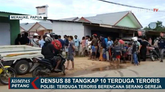 3 Teroris Ditangkap di Pangandaran, Dikenal Sebagai Pemateri Kajian Kelompok JAD