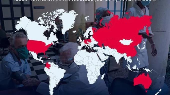 Kedubes AS di Kolombia Laporkan Kasus Sindrom Havana Sebelum Kunjungan Menlu Blinken