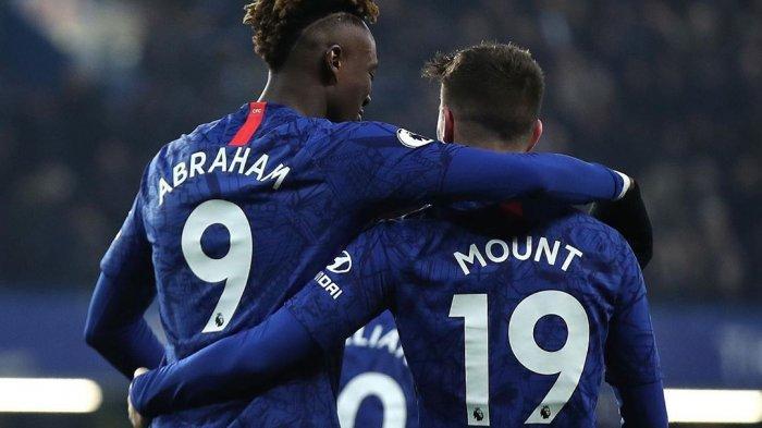 SEDANG BERLANGSUNG Live Streaming Everton vs Chelsea Liga Inggris via Mola TV, Tammy Abraham Starter