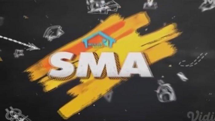 SEDANG BERLANGSUNG Live Streaming TVRI Belajar dari Rumah untuk SMA/SMK: Ada Srikandi Indonesia.