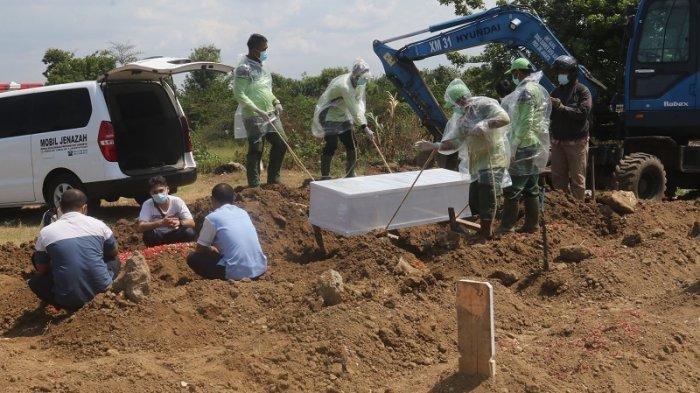 TPU Pondok Ranggon Penuh, Pemakaman Jenazah Protap Covid-19 Dialihkan ke TPU Tegal Alur
