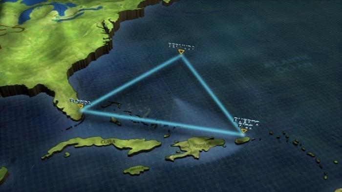 Penyebab Hilangnya Pesawat di Segitiga Bermuda dan Cerita Orang yang Selamat Melewatinya - Tribunnews.com Mobile