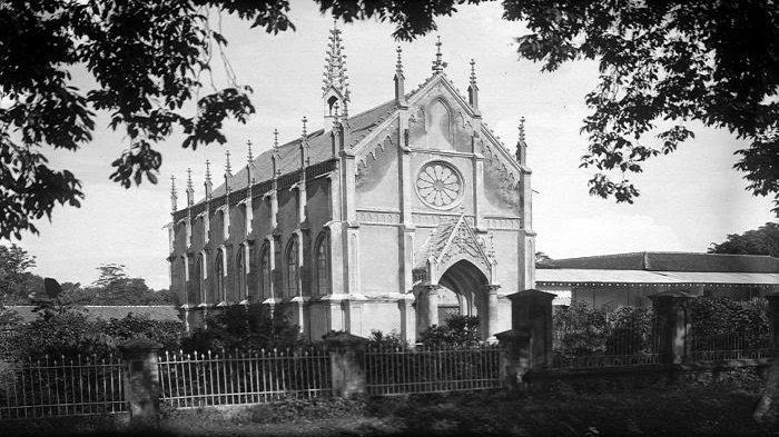 Sejarah Gereja Katedral-1