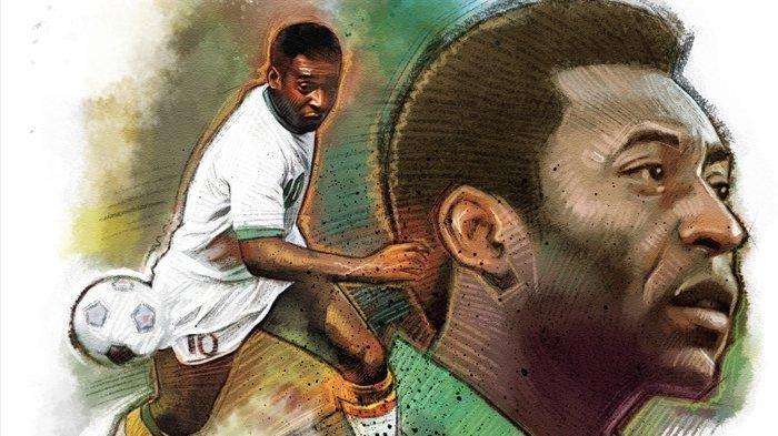 SEJARAH HARI INI: Pele Gantung Sepatu dari Sepak Bola, Kehebatannya Terus Dikenang hingga Kini