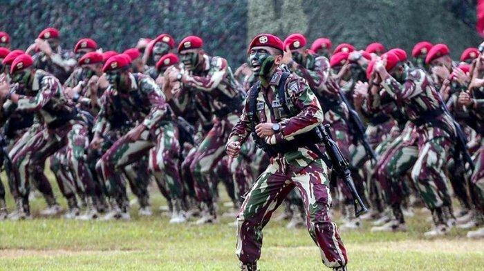 HUT ke-69 Kopassus, Berikut Sejarah Singkat Terbentuknya Komando Pasukan Khusus