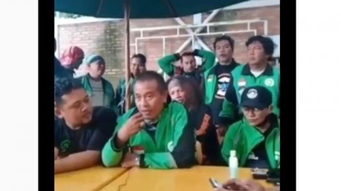 Polisi Benarkan Tangkap Sejumlah Ojol yang Video Bernada Ancamannya Viral, Tapi Tidak Ditahan