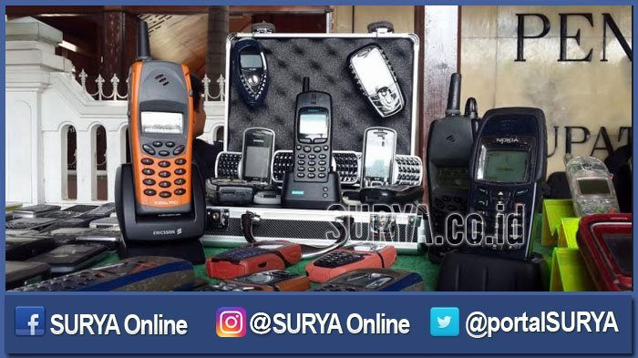 Handphone Jadul Ternyata Masih Dihargai Jutaan Rupiah