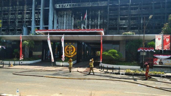 Kejagung Kebakaran, Jaksa Agung Berkantor di Ragunan