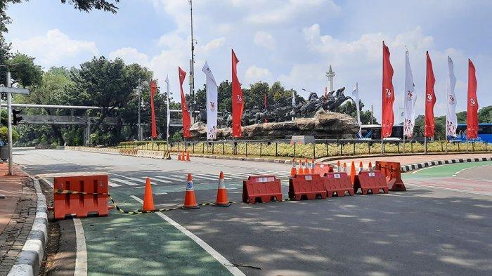 Rencana Aksi PB HMI Pimpinan Abdul Muis, Jalan Sekitar Istana Mulai Ditutup