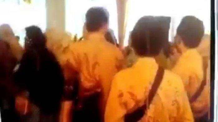 Gelar Pesta di Hari Pertama PPKM Darurat, Lurah di Depok Bakal Diperiksa, Rumahnya Disegel Satpol PP