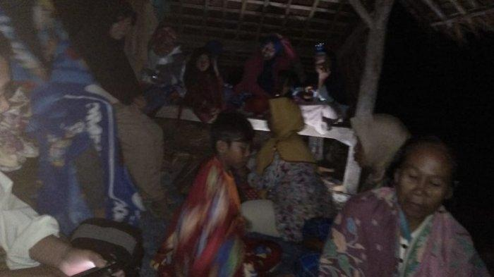 Info Update! Begini Kondisi Warga di Wilayah Pusat Gempa Banten Sabtu Pagi