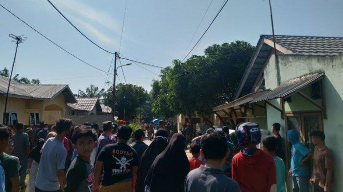 Kronologi Warga Riau Lihat Pesawat TNI Hantam Rumah Kosong, Dengar Ledakan: Lama-lama Kok Rendah