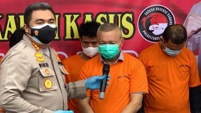 Kisah Sekda Nias Utara Tertangkap Konsumsi Ekstasi di Razia Prokes Polres Medan, Tes Urine Positif