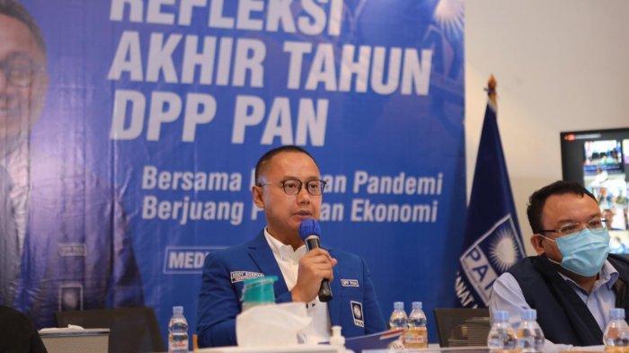 Eddy Soeparno Ungkap PAN Gagal Dukung Jokowi-Maruf Karena Ditentang Amien Rais