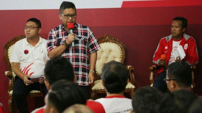 Sekjen PDIP: Pemuda Harus Pahami Pancasila sebagai Ideologi Bangsa