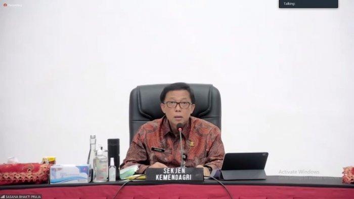 Kemendagri Minta Provinsi Jambi Pedomani Target Makro RKP
