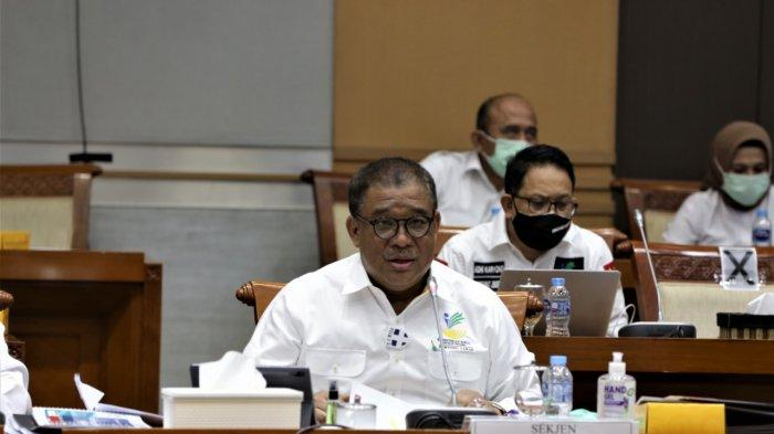 Sekjen Kemensos Akui PT Pertani Jadi Vendor Pertama yang Diajak Kerjasama