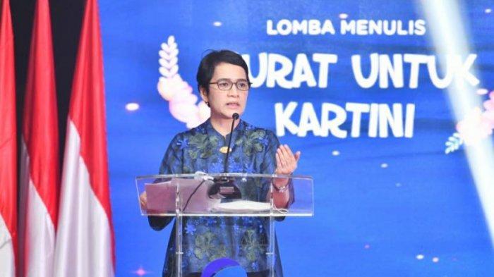 Apresiasi 581 Karya Pelajar Lomba Menulis Surat untuk Kartini, Kominfo Ajak Jaga Ruang Digital