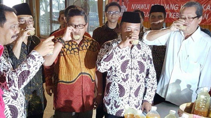 Imam Priyono-Achmad Fadli Akan Jadikan Jogja Kota Cerdas Berbasis Budaya