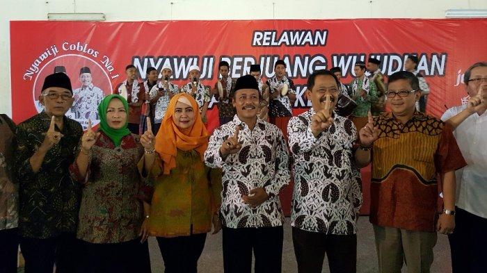 Sekjen PDIP: Imam Priyono-Achmad Fadli Akan Bawa Jogja Pusat Budaya Indonesia