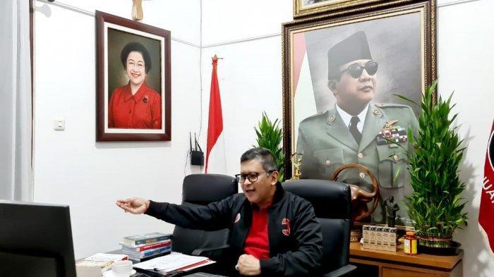 Awal Mula Hasto Kristiyanto Mantap Jadi Politisi PDI-P, Otoriternya Orba dan Terharu Orasi Megawati