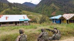Teridentifikasi, Polisi Kejar KKB Pelaku Pembakaran SD Mayuberi, Perumahan Guru dan Puskesmas Ilaga