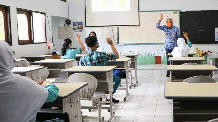 Kemendikbudristek Lakukan Survei, Ukur Aspek Prakondisi Pembelajaran di Sekolah