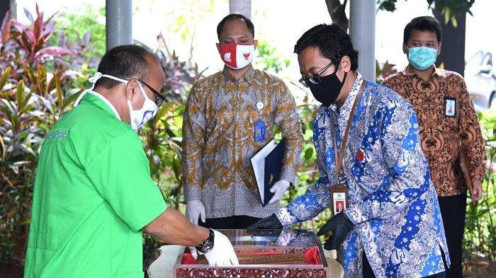 Sekretariat Presiden Kembalikan Naskah Asli Teks Proklamasi Kepada ANRI