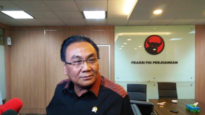 Ketua DPP PDIP Jateng Maklumi Kemarahan Kader dan Simpatisan Partainya Geruduk Kantor Media Di Bogor