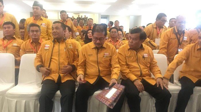 Ketua DPR Berharap Konflik Hanura Tak Ganggu Kinerja Pemerintah