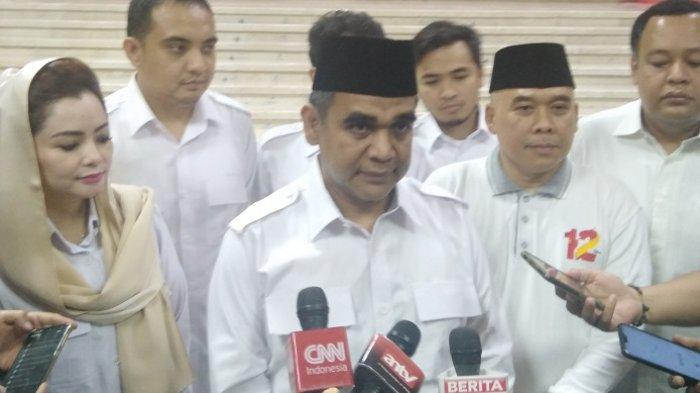 Sekretaris Jenderal Partai Garindra Ahmad Muzani di komplek Parlemen, Jakarta, Kamis (6/5/2020).