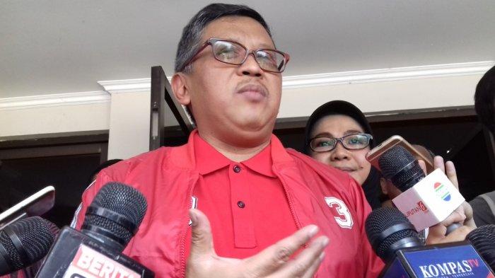Hasto Kristiyanto: 300 Rombongan Pak Amien Rais Harusnya Nonton Asian Para Games