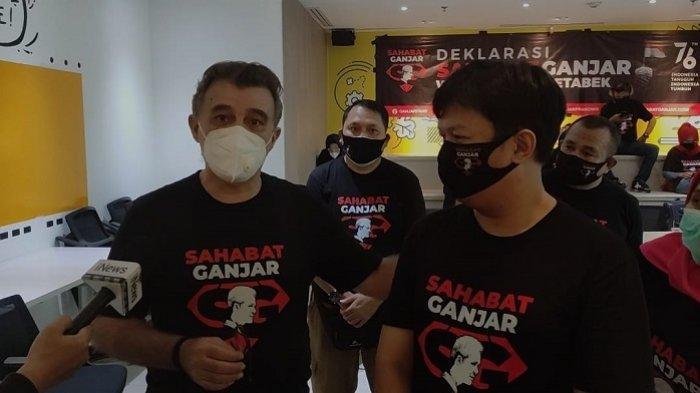 Sahabat Ganjar Jabodetabek Nilai Ganjar Pranowo Sosok Tepat Lanjutkan Karya Jokowi