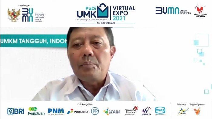 Pasar Digital UMKM 2021 Ditutup, Total Transaksi Tembus Rp 3,5 Miliar