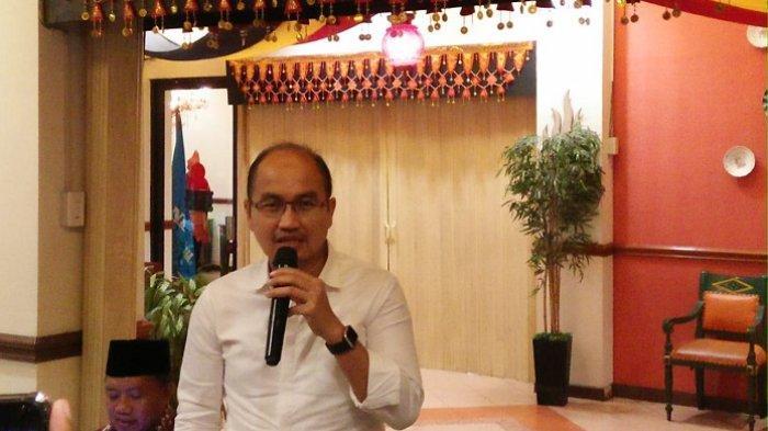 Sekretaris Umum DPW PKS DKI Agung Yulianto di Kawasan Sabang, Jakarta Pusat, Rabu (19/12/2018).