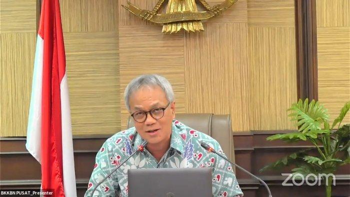 Aplikasi Golantang BKKBN Masuk 99 Inovasi Pelayanan Publik 2021
