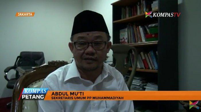 Tolak Perpres Usaha Miras, Muhammadiyah: Pemerintah Jangan Hanya Pertimbangkan Ekonomi