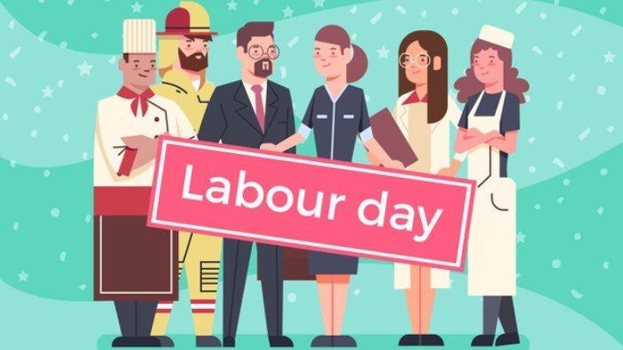 Kumpulan Ucapan Hari Buruh 1 Mei 2021 dengan 2 Bahasa: Bisa Share WA, IG, FB, TikTok, Twitter