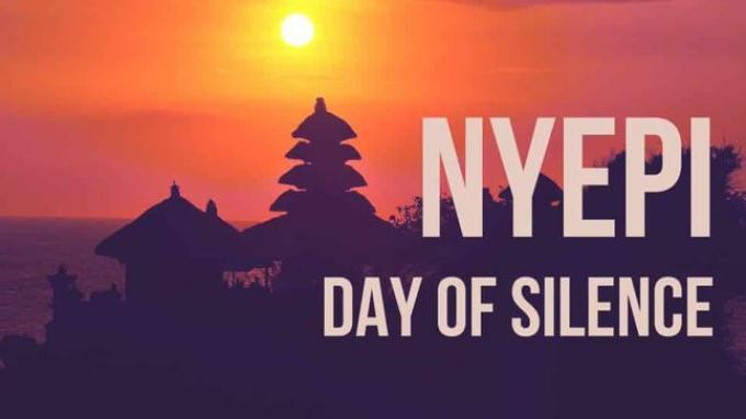 Hari Raya Nyepi Jatuh pada 25 Maret 2020, Ini 4 Filosofi Dibalik Kesunyian dan 10 Ucapan
