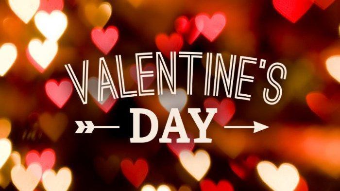30 Ucapan Selamat Hari Valentine Cocok Untuk Update Status Media Sosial Tribunnews Com Mobile