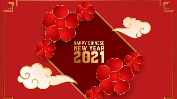30 Ucapan Selamat Tahun Baru Imlek 2021, Cocok untuk Update Status di Media Sosial