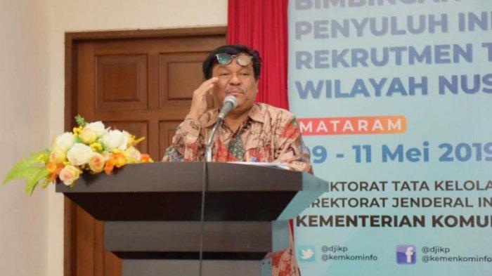 Keterbukaan Informasi Publik Penting untuk Wujudkan Good Governance
