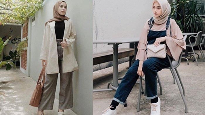 Deretan Tren Gaya Hijab 2018 yang Bisa jadi Inspirasi Kamu Dandan Hadiri Undangan Buka Bersama Kawan