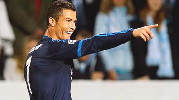 Lima Ratus Gol Masih Kurang Banyak, Cristiano Ronaldo!