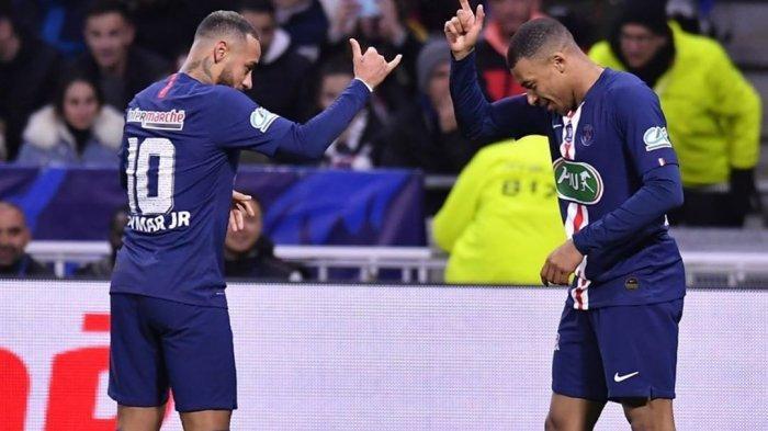 Demi Tiket Final Liga Champions, Pelatih PSG Harap Sentuhan Magis Mbappe dan Neymar