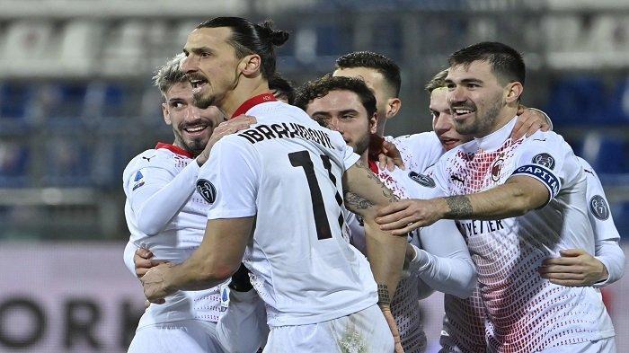 JADWAL Coppa Italia Inter vs AC Milan, Ibrahimovic: Bangkit, Lalu belajar dari Kesalahan