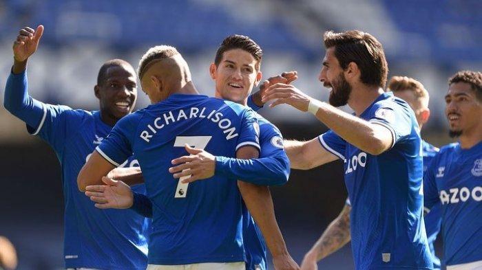 Live Streaming Mola TV Sheffield vs Everton Boxing Day Liga Inggris